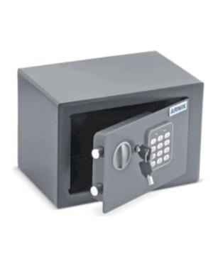 Caja fuerte pequeña de seguridad marca arnik