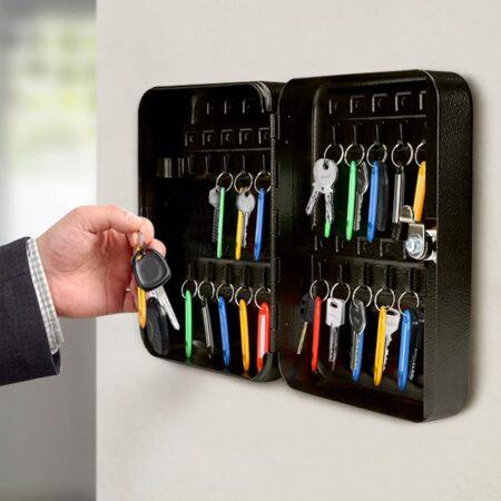 Ordenador de llaves para el hogar