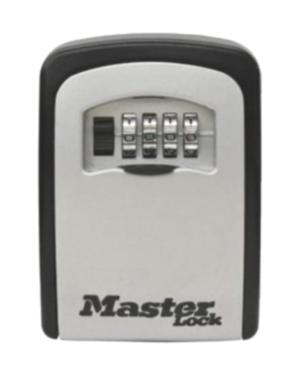 caja para llaves clave dial 4 dígitos