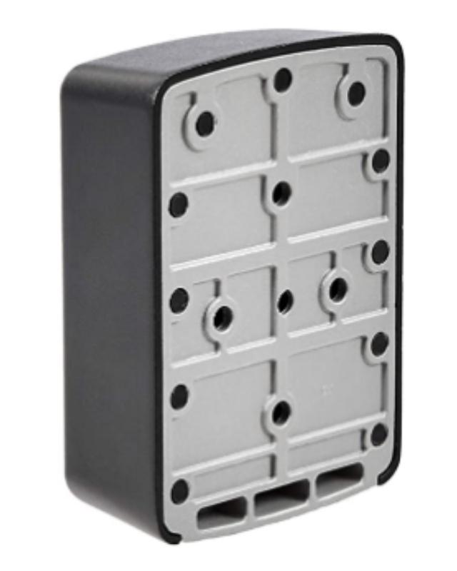 caja clave diales 3 dígitos para guardar llaves