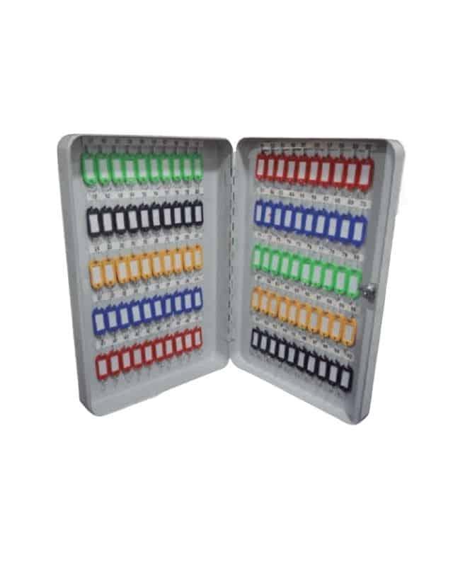 Caja de almacenamiento llaves de 100 puestos